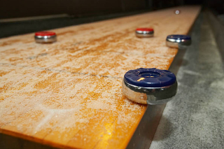 SOLO® Shuffleboard Movers Rockville, Maryland.